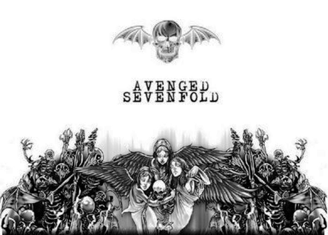 File Name avenged sevenfold wallpaper 2jpg 1068x768