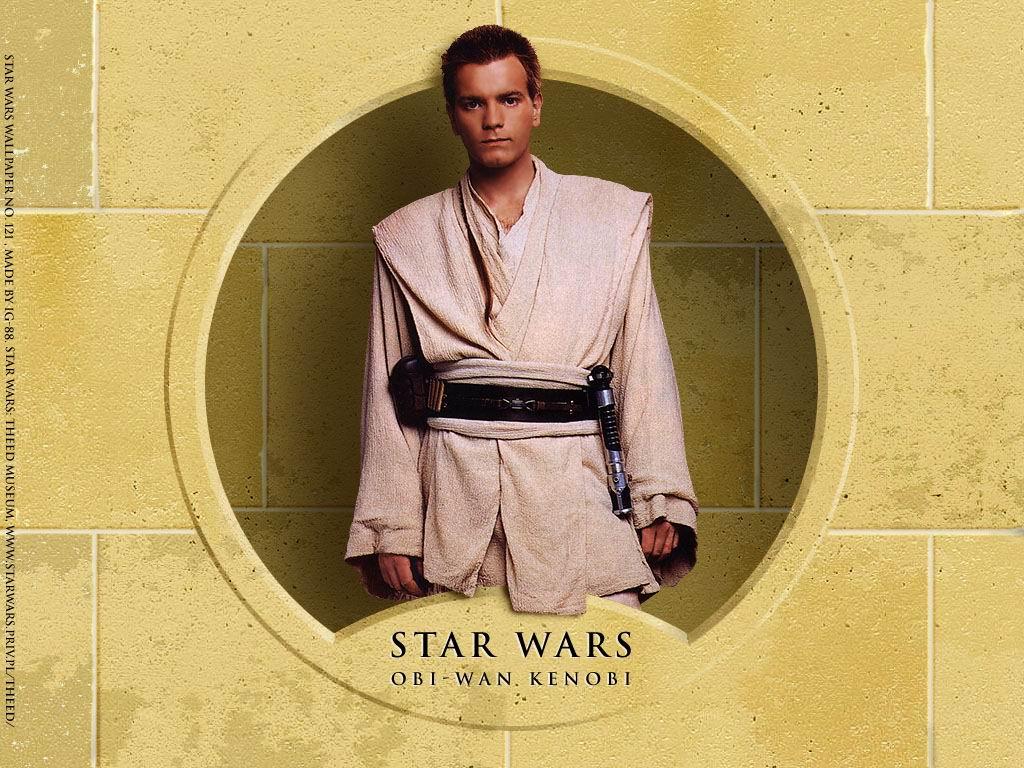 Obi Wan Kenobi   Obi Wan Kenobi Wallpaper 36346557 1024x768