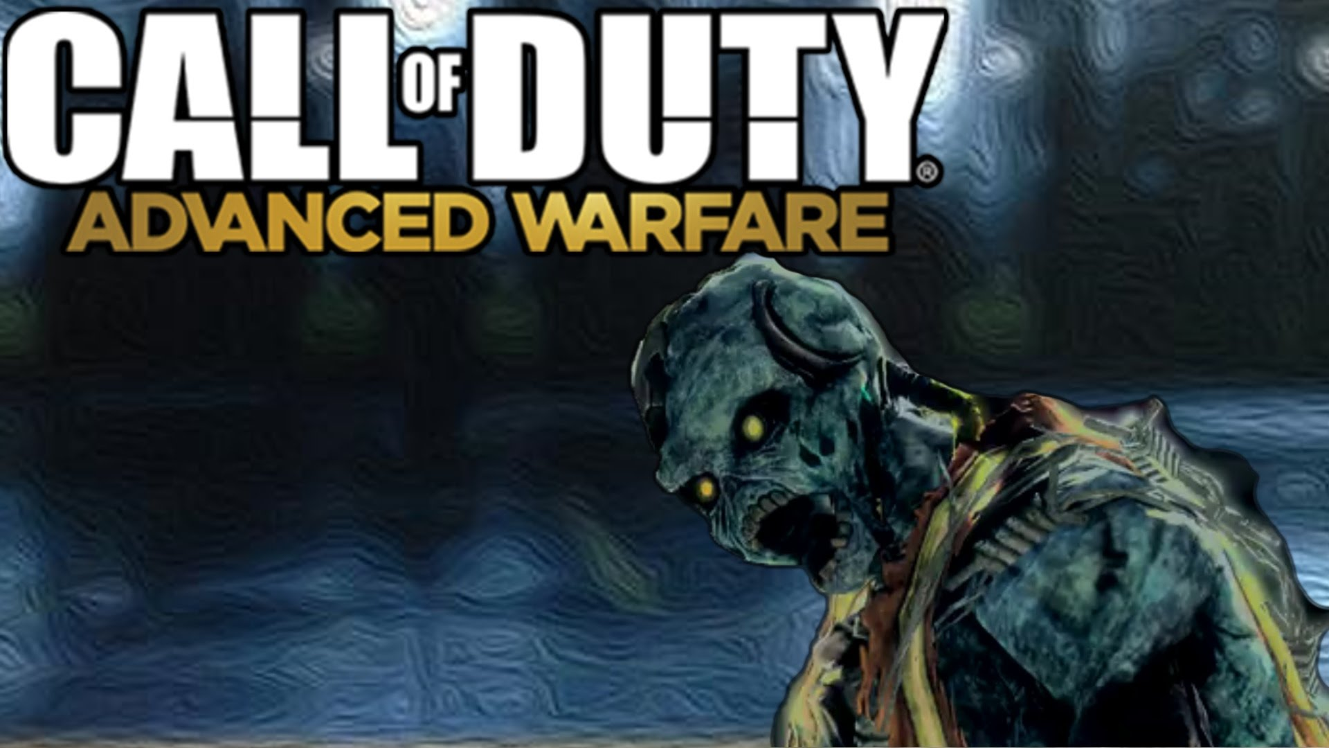 download NEW CO OP MODE TEASER Cyborg Zombies Call of Duty AW 1920x1080