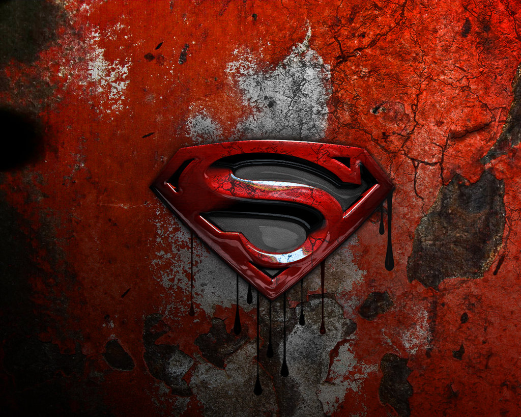 Android Superman by PhotoAlterations 1024x819
