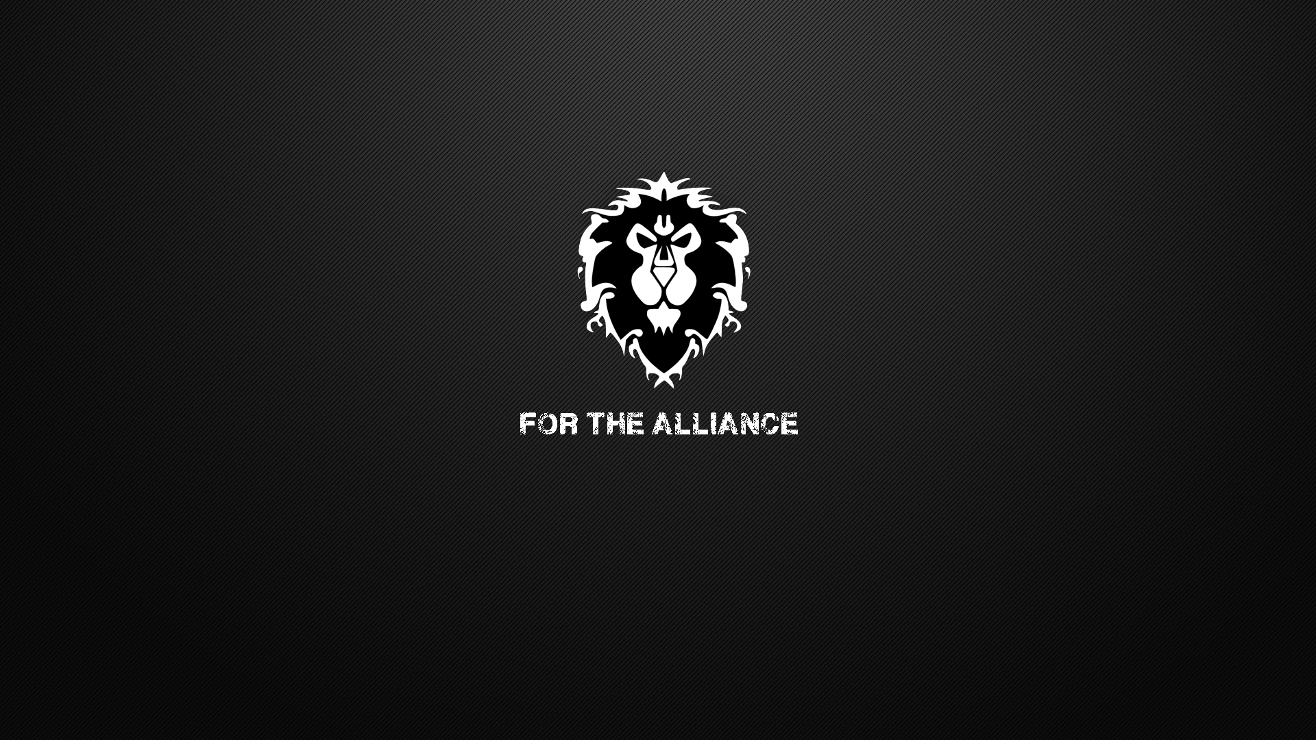 Free Download World Of Warcraft For The Alliance Wallpaper