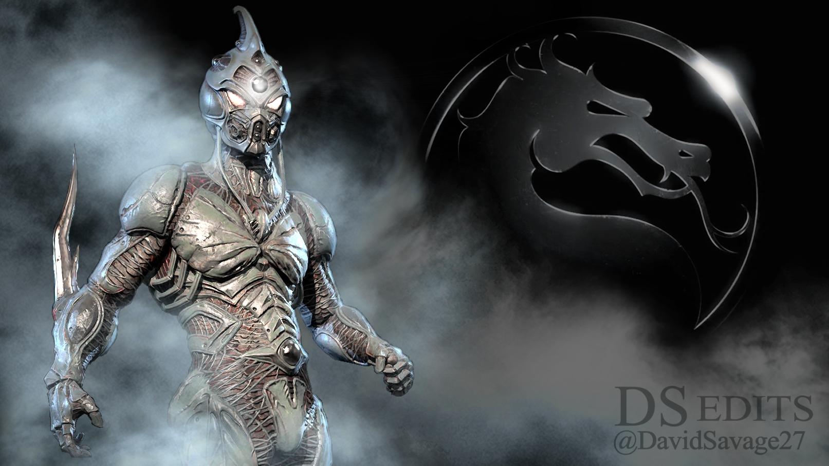 Mortal Kombat X Guyver by ultimate savage 1613x907