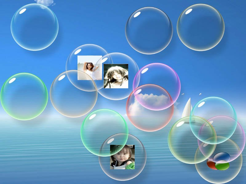 Moving Bubbles Desktop Wallpaper Wallpapersafari