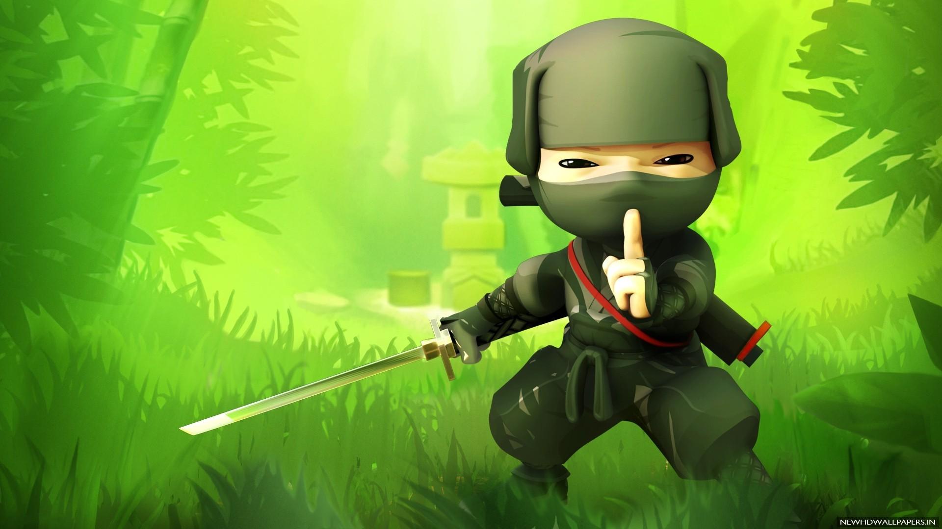 Ninja Wallpapers HD - WallpaperSafari