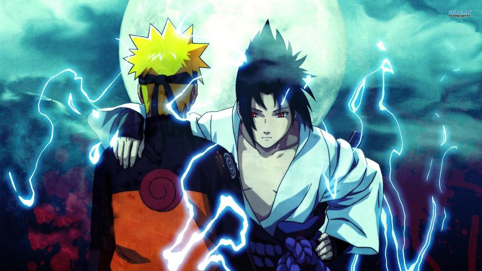 Naruto Sasuke Shippuden Pictures HD Wallpaper of Anime 1920x1080