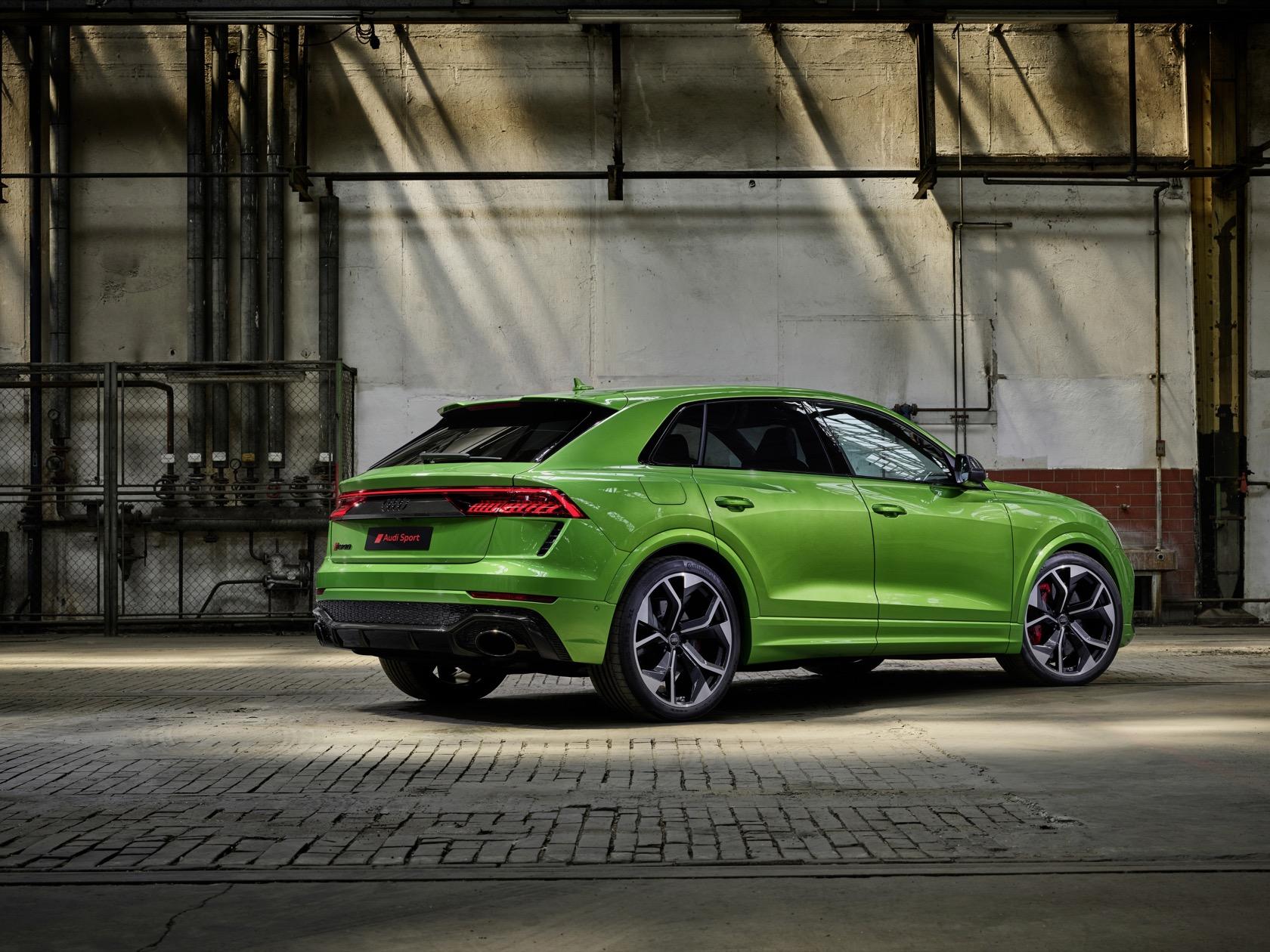 2020 Audi RS Q8 makes flagship SUV a torque rich drivers machine 1680x1260