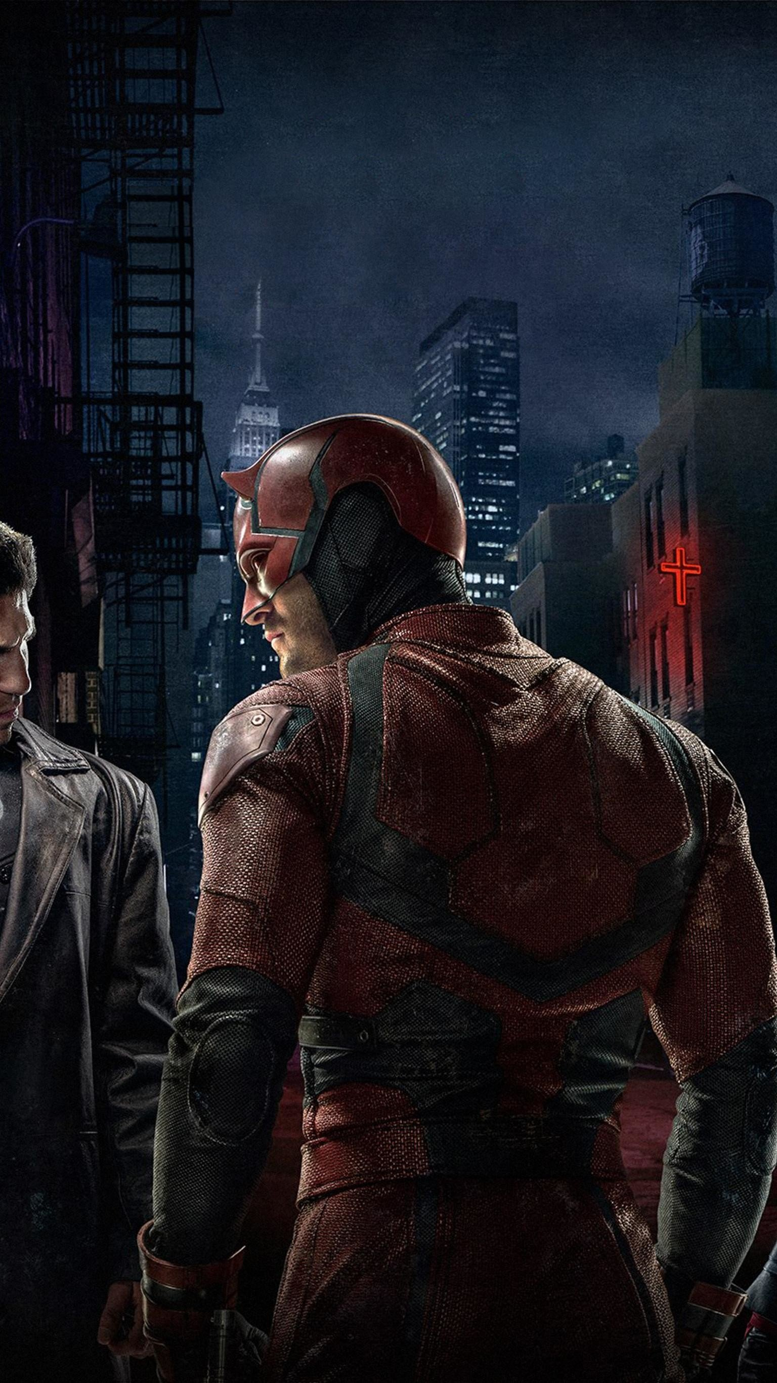26 Marvels Daredevil Wallpapers On Wallpapersafari