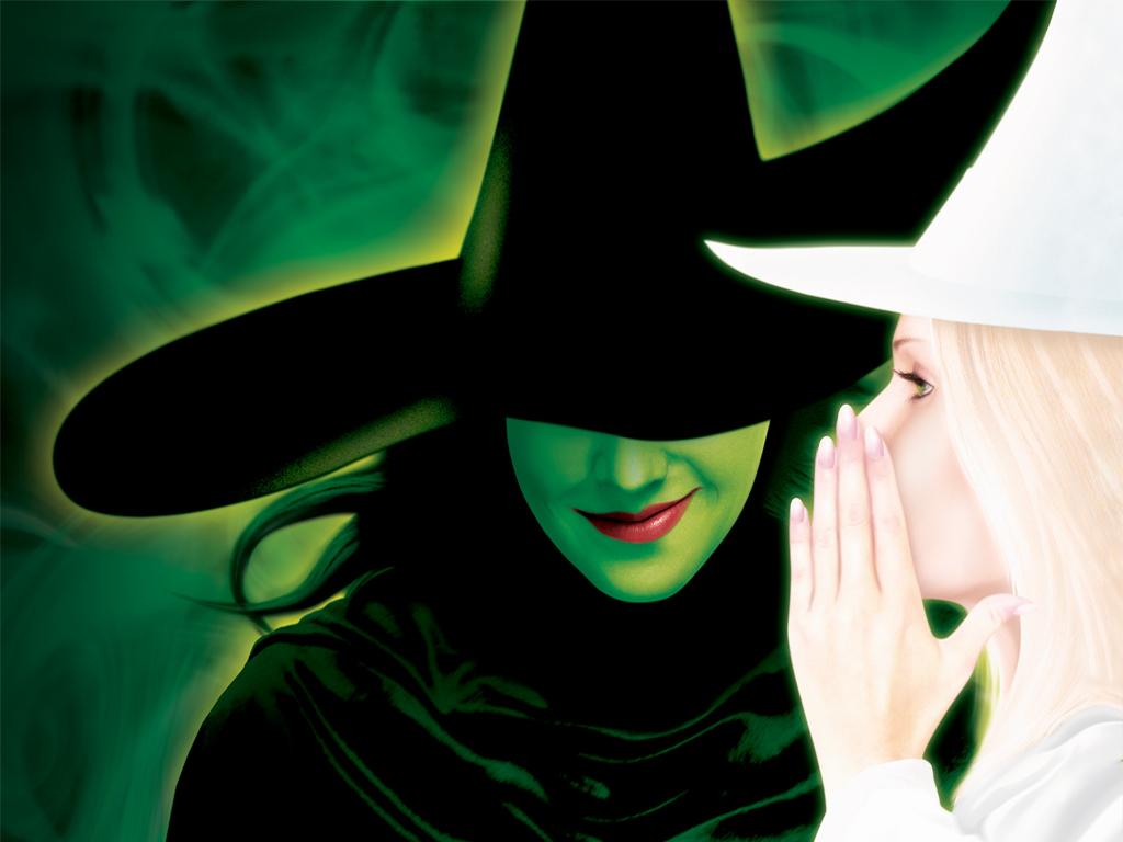 Wicked   Musicals Wallpaper 276873 1024x768