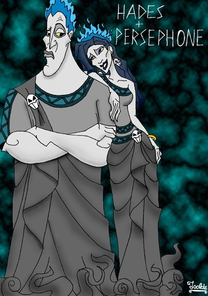 Disney images Hades and Persephone wallpaper and background photos 428x608