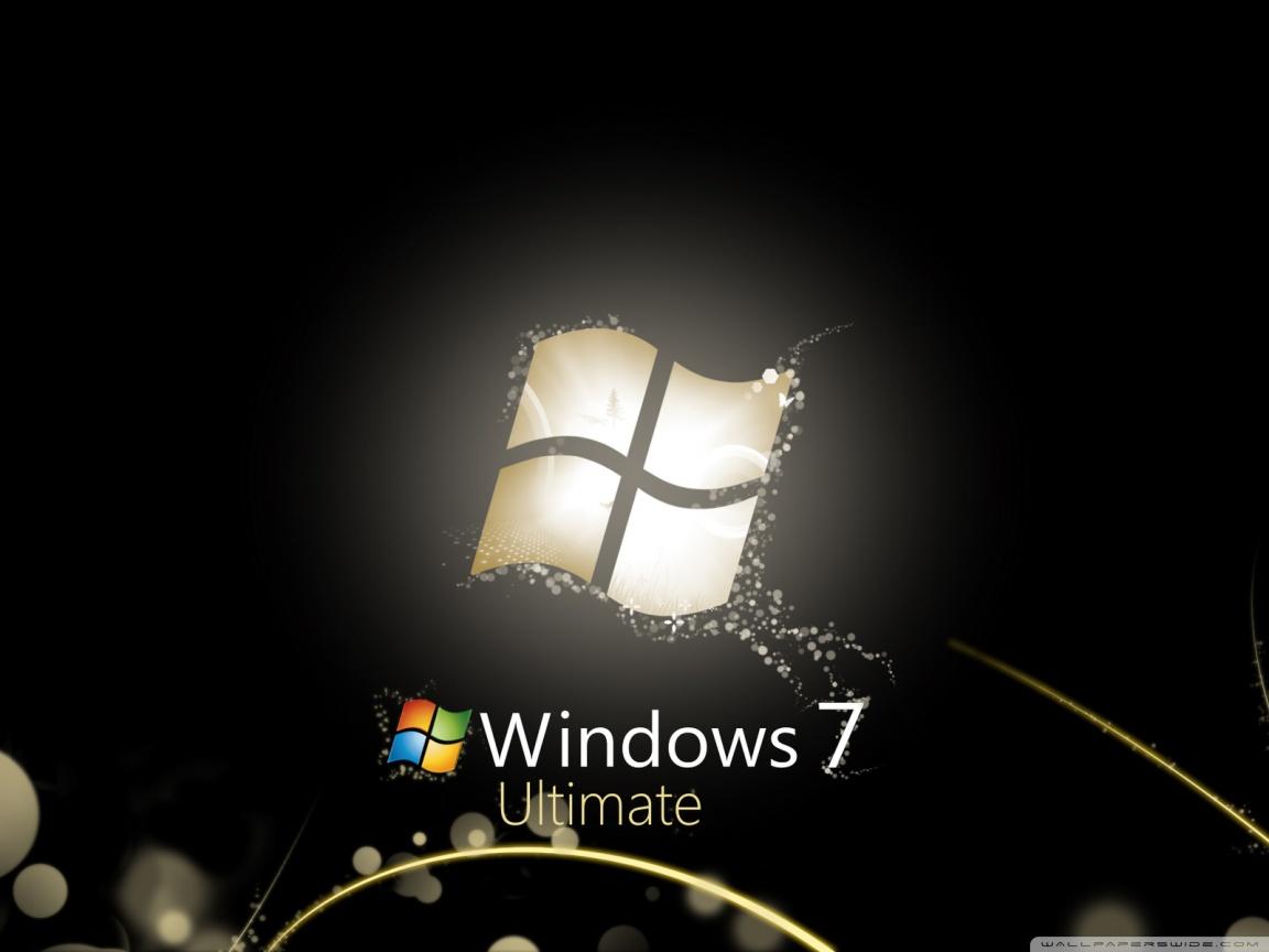 Windows 7 ultimate desktop background   SF Wallpaper 1152x864