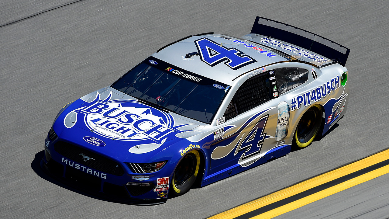2020 Kevin Harvick No 4 Paint Schemes NASCAR Cup Series MRN 1280x720