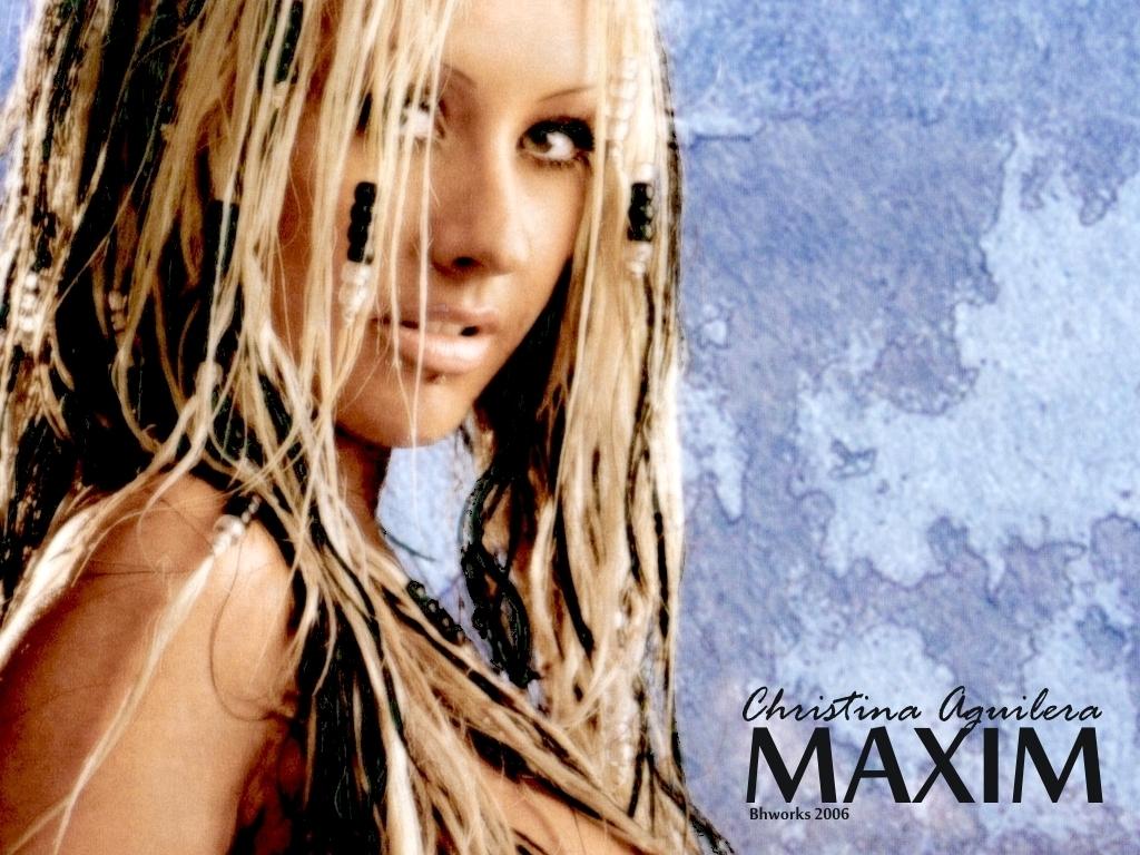 Christina Aguilera Bhworks Wallpaper   Christina Aguilera Wallpaper 1024x768