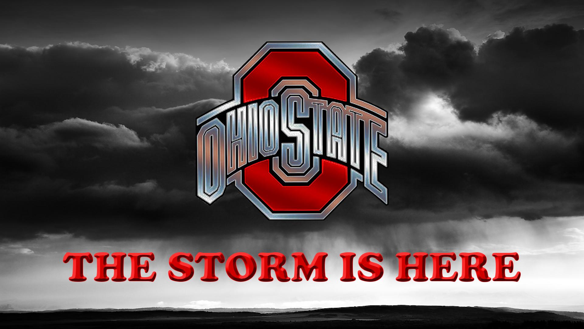 Ohio State Logo Wallpaper: Ohio State Buckeyes Backgrounds