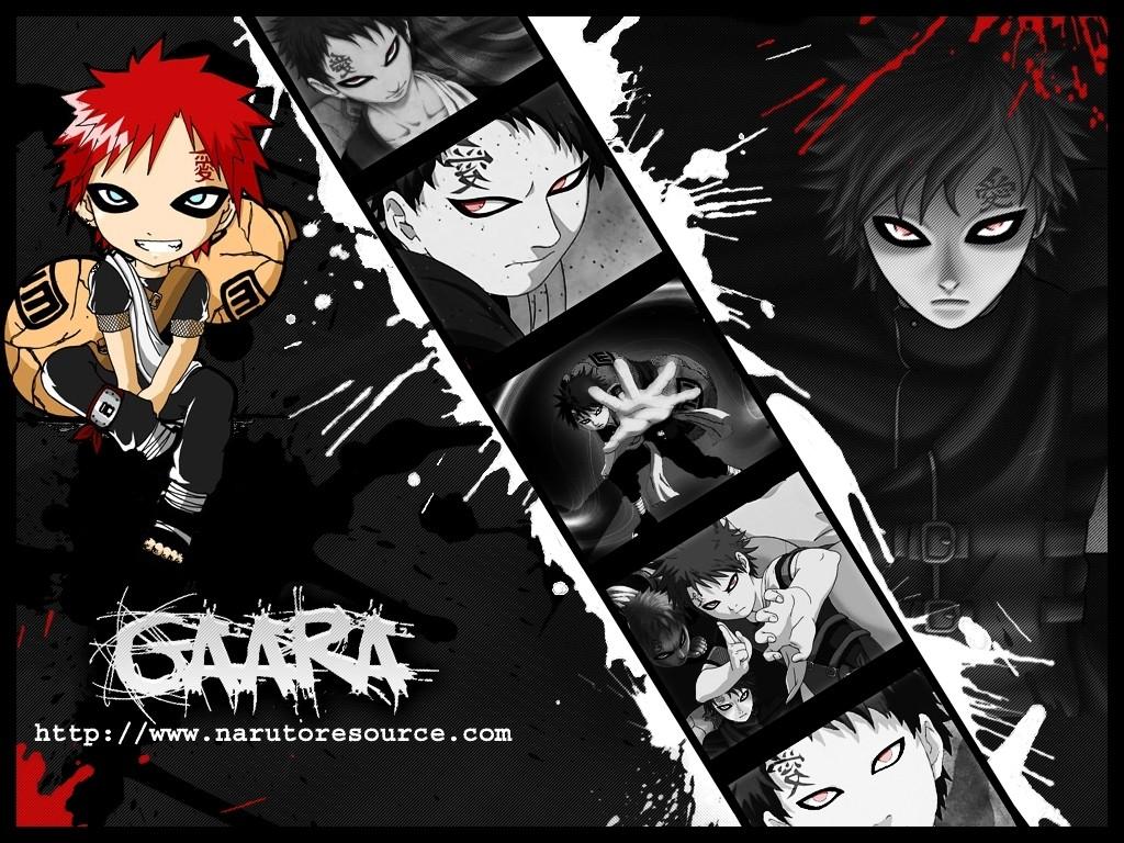 Naruto Shippuden Wallpaper 1024x768 Naruto Shippuden Gaara 1024x768
