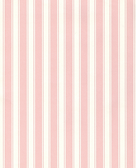 New Tiger Stripe Wallpaper Striped wallpaper in pink and off white 534x658