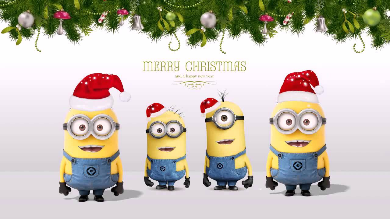 Christmas Minions Wallpapers (16 Wallpapers) – HD Wallpapers