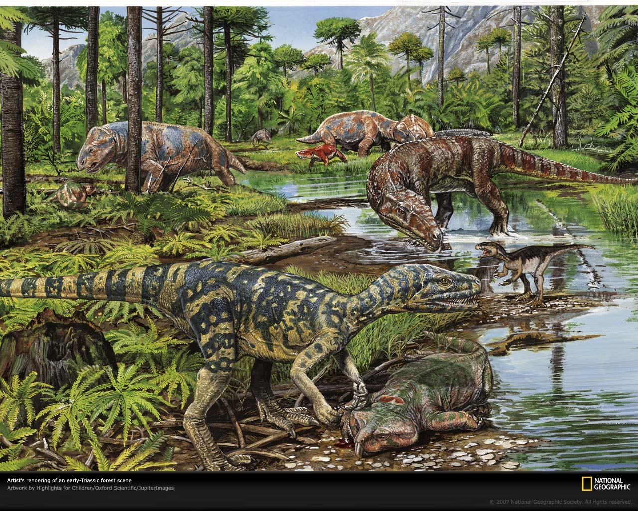 Dinosaurs Wallpaper 032 Wallpapers Desktop Wallpapers HD 1280x1024
