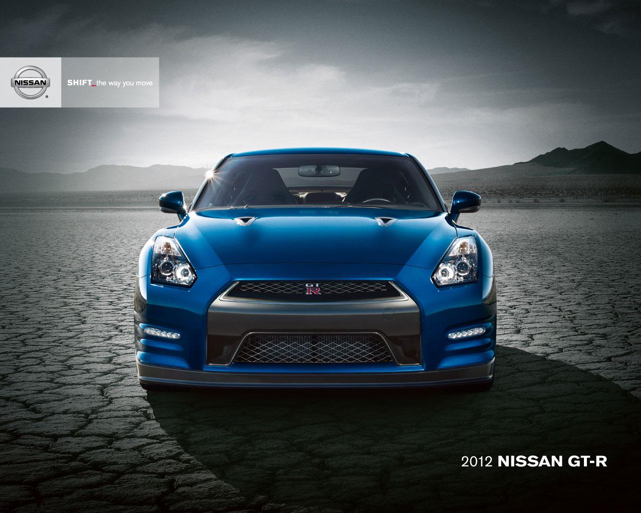 Nissan GTR R35 Wallpapers   Socialphy 1280x1024