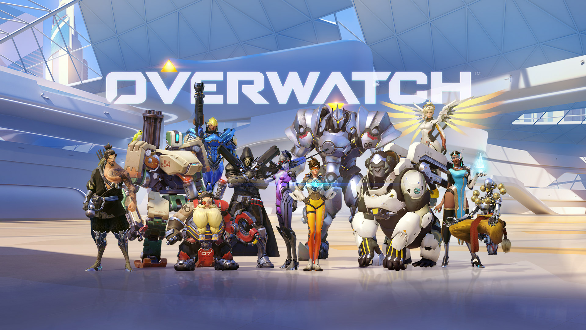 Free Download Overwatch Wallpaper 1080 1920x1080 For Your