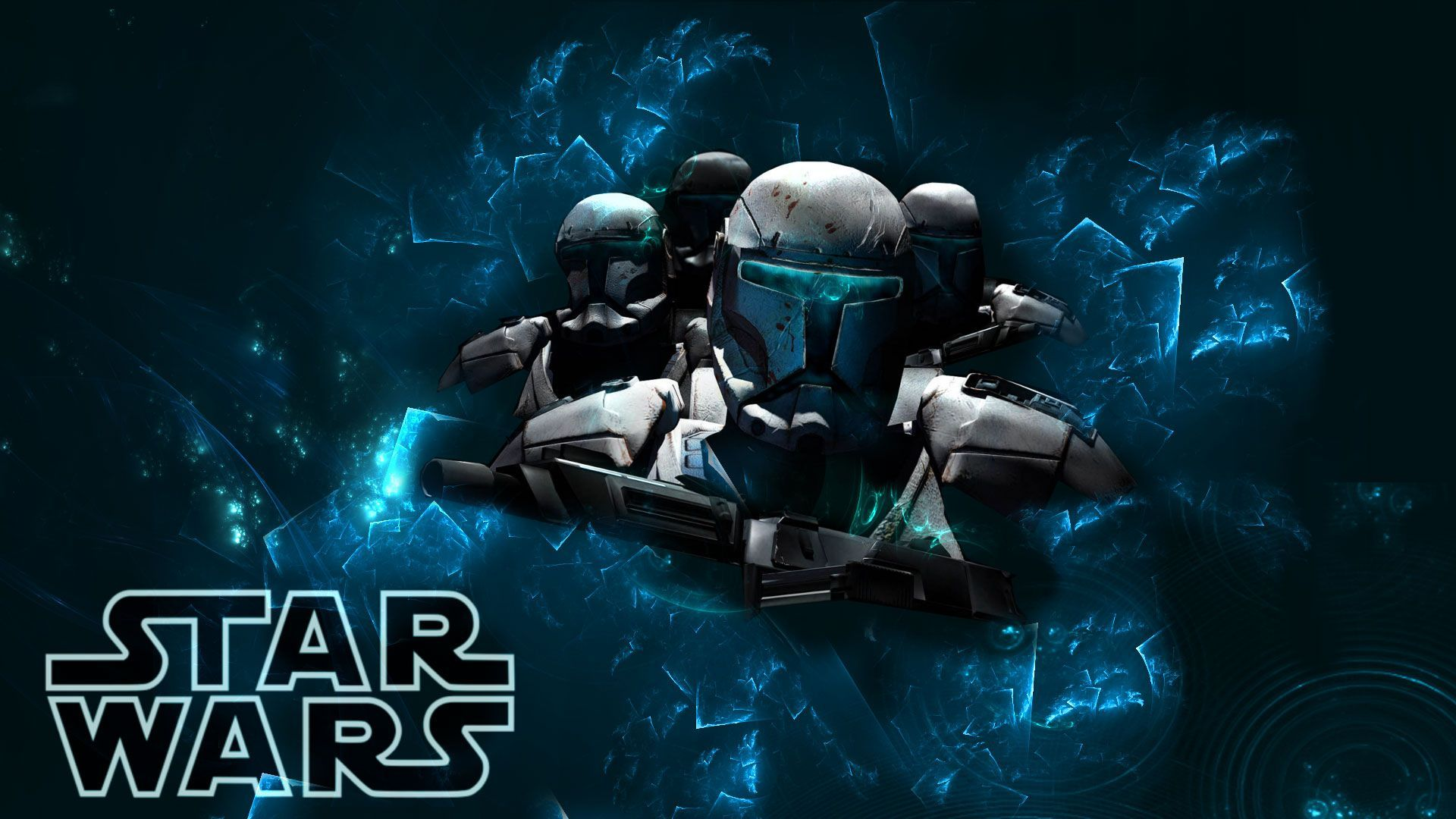 73 Star Wars Clone Trooper Wallpaper On Wallpapersafari