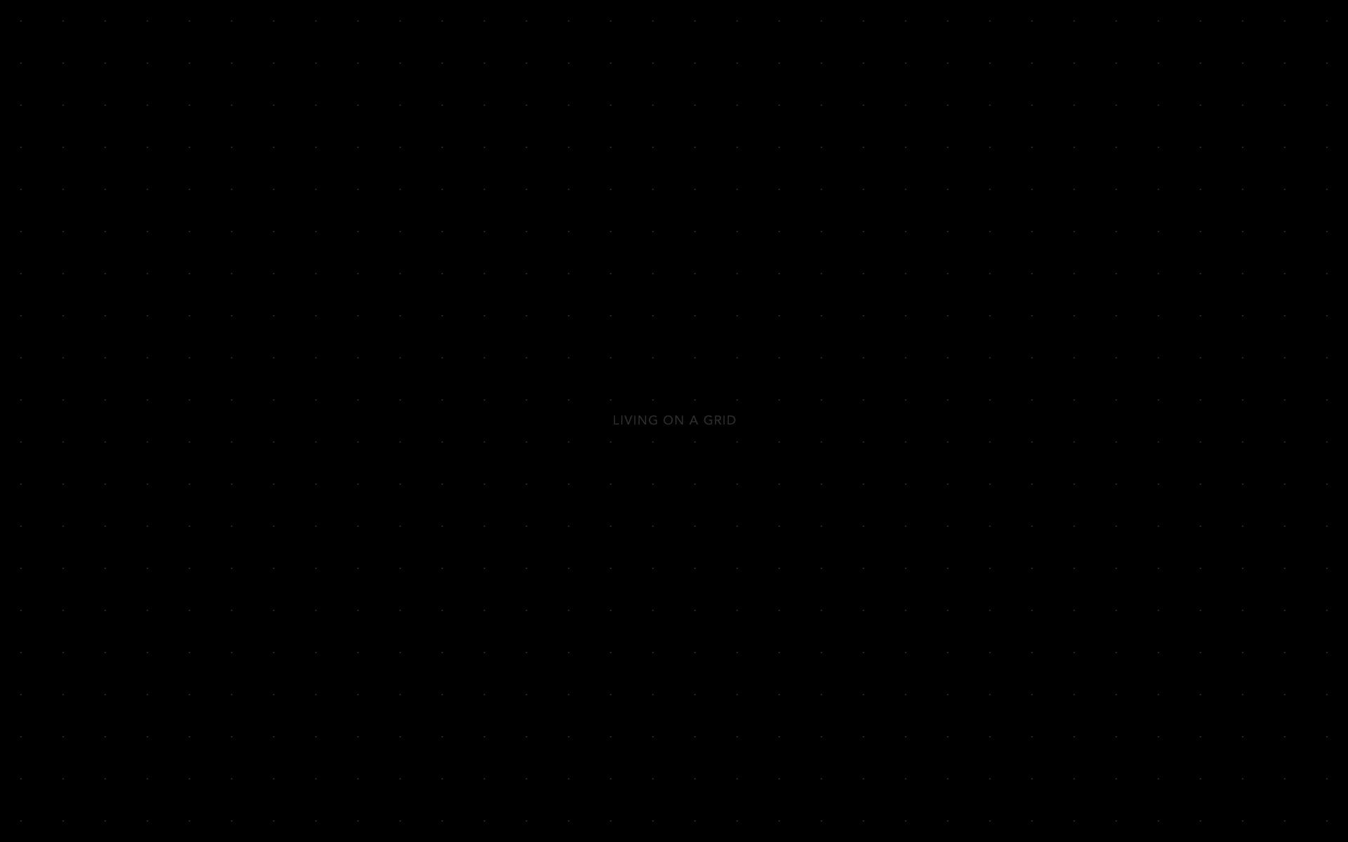 Dark Grid desktop background   jared erickson 1920x1200