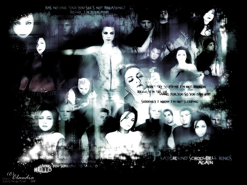 EVANESCENCE   Evanescence Wallpaper 2825932 800x600