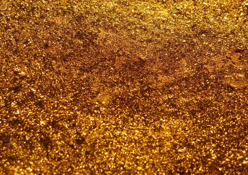 Gold glitter glow metal wealth wallpaper   ForWallpapercom 857x606