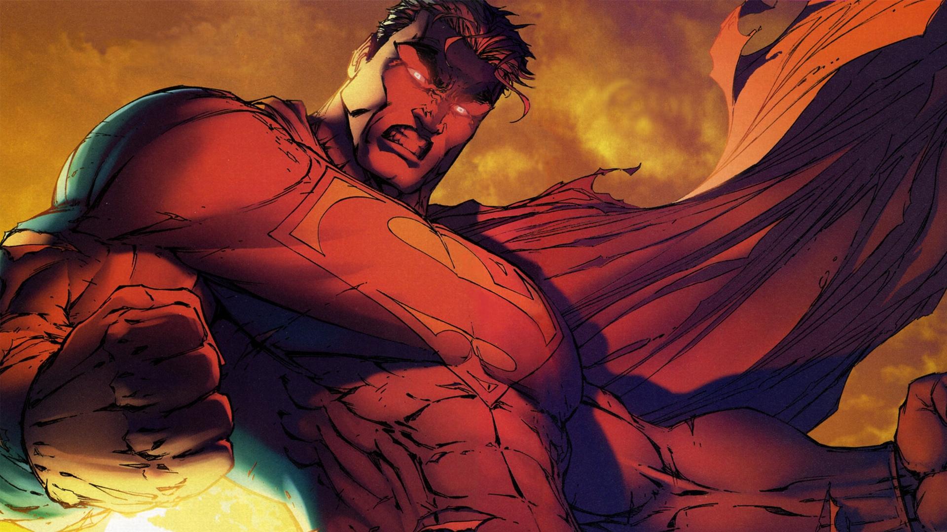 Comics Superman Wallpaper 1920x1080