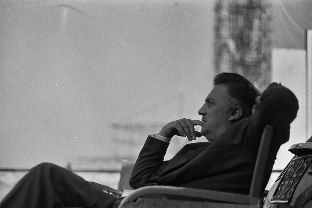 Federico Fellini photo 2 of 14 pics wallpaper   photo 340985 1200x800