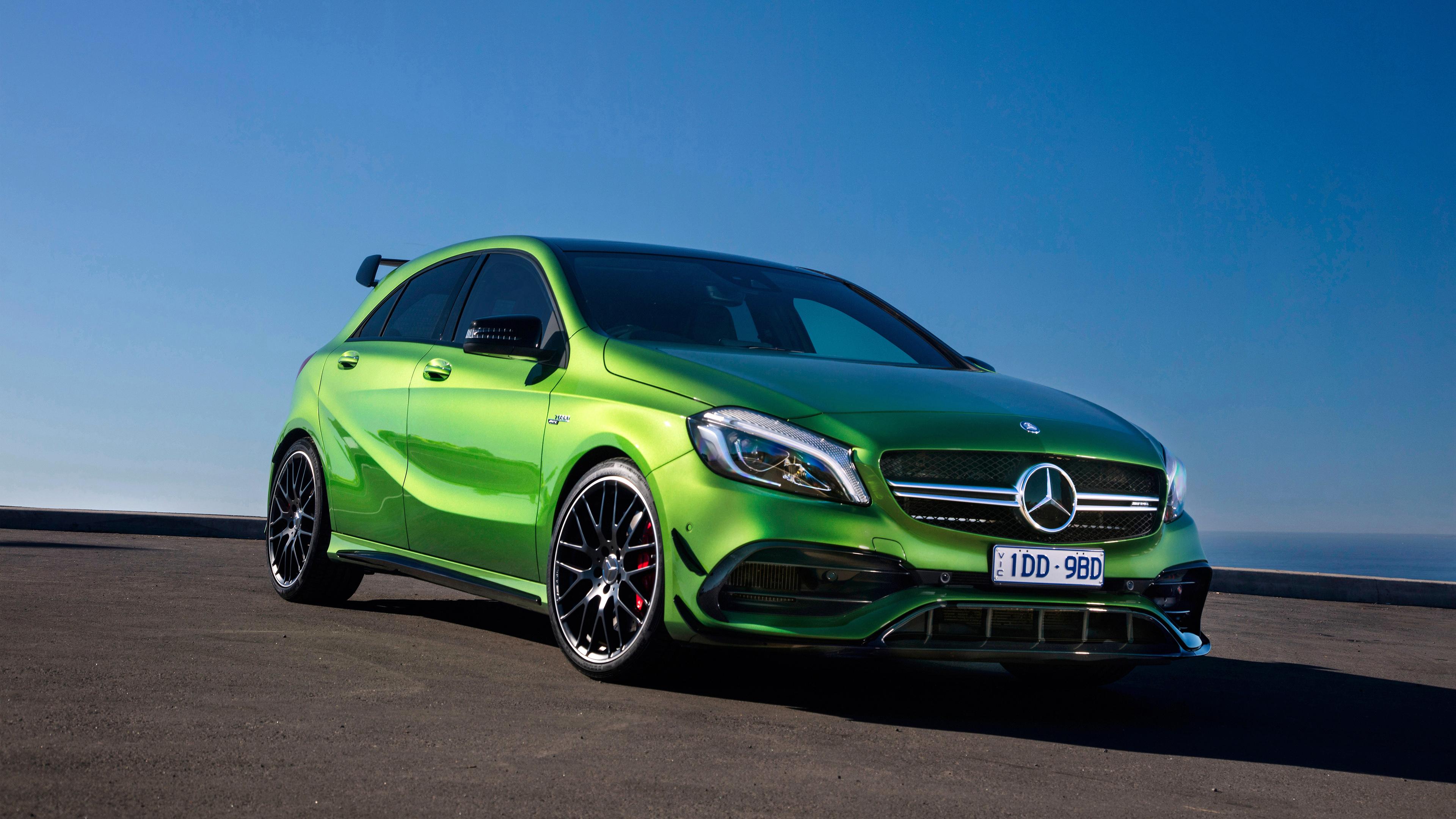 Mercedes Benz C63 Hd Wallpaper For Desktop Car Wallpapers 3840x2160