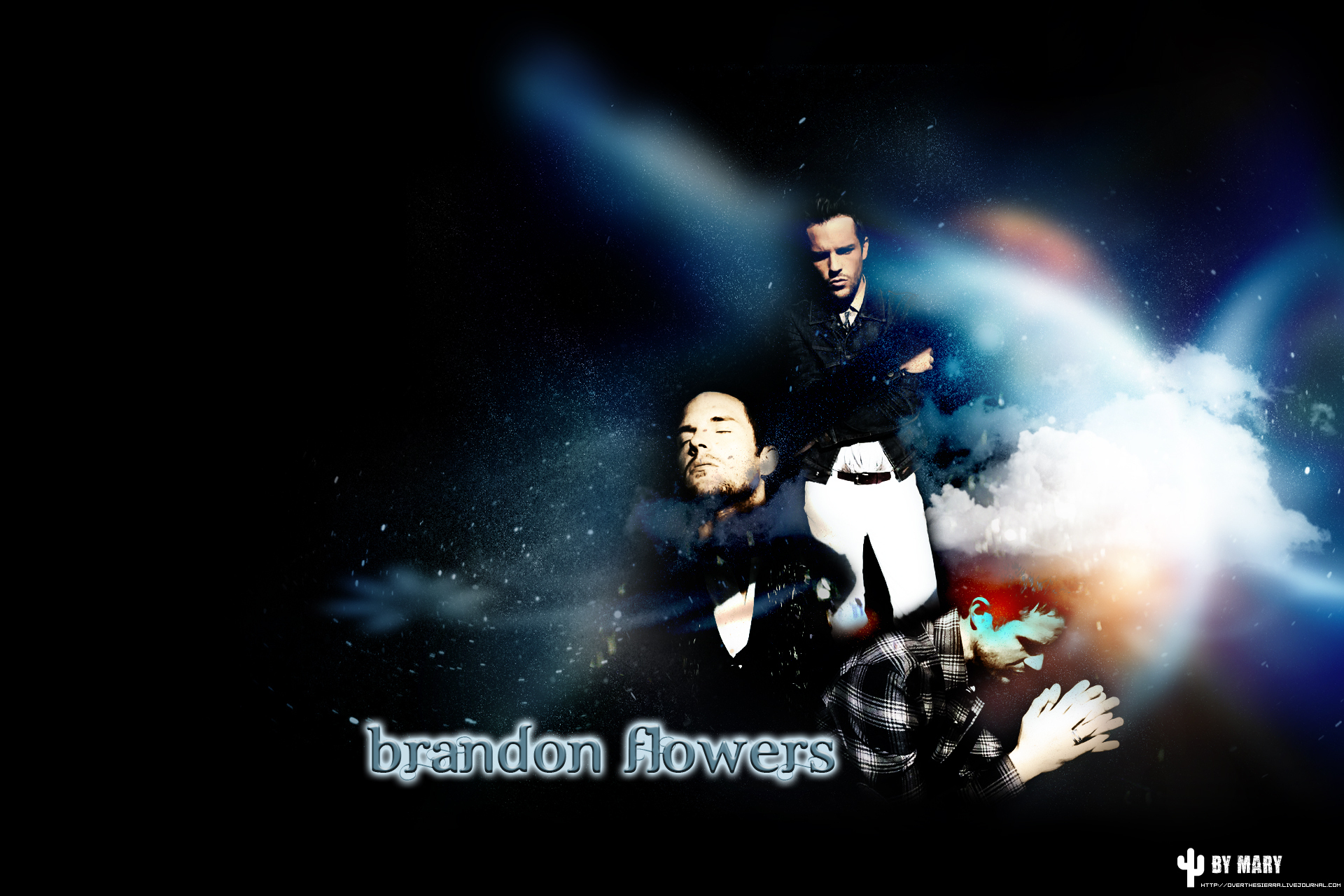 Brandon Flowers HD Wallpapers 1920x1280