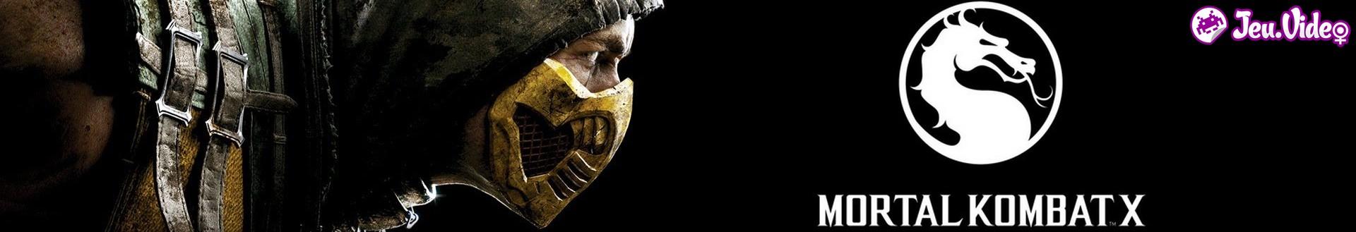 Mortal Kombat X obtenez un nouveau skin   Combat   JEUVIDEO   Forum 1920x329