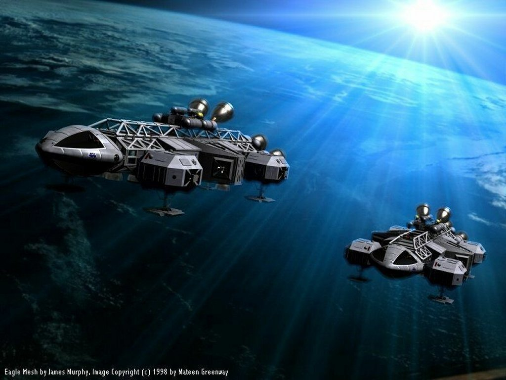Science Fiction Space 1999 1024x768