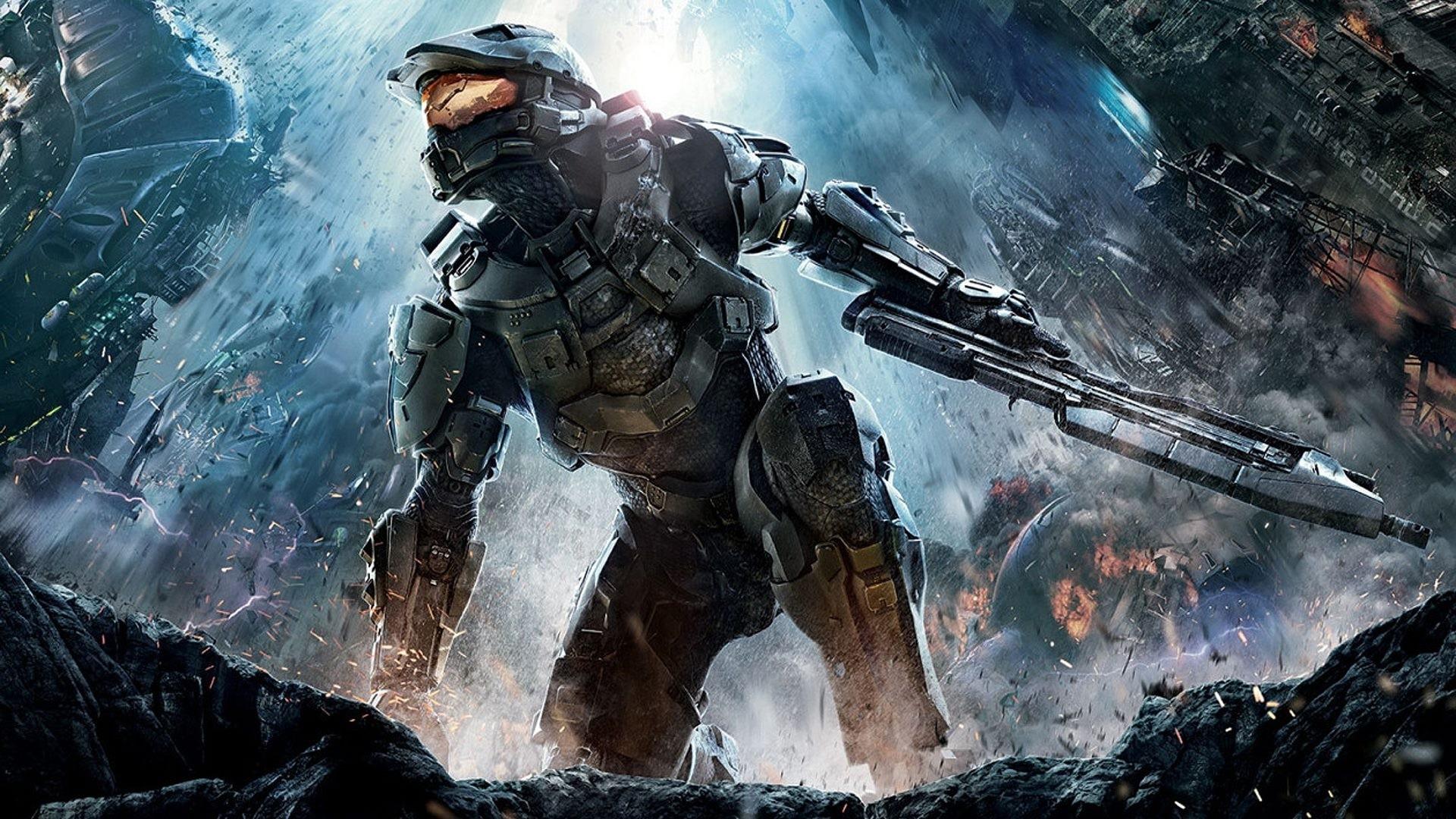 Halo 4 wallpaper 4018 1920x1080