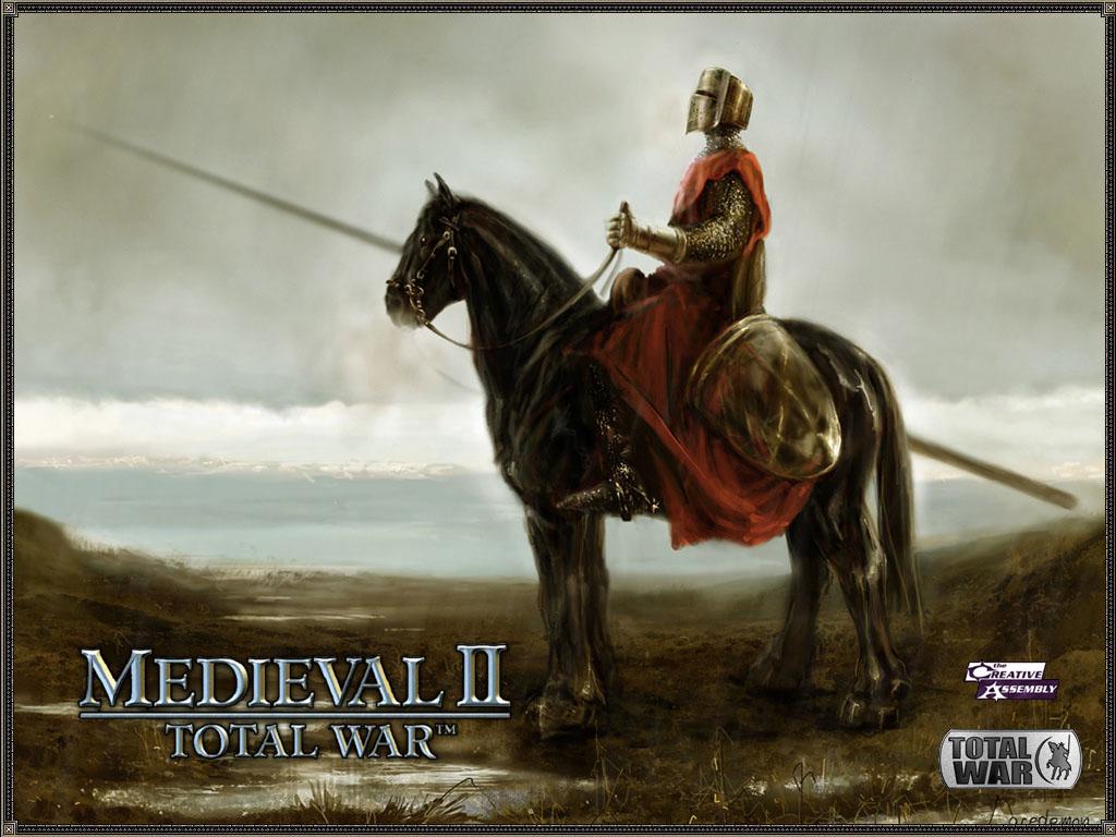 medieval 2 total war bravery desktop 1024x768