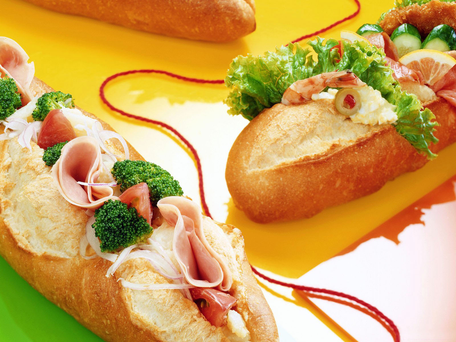 Junk Food HD Wallpapers 1600x1200