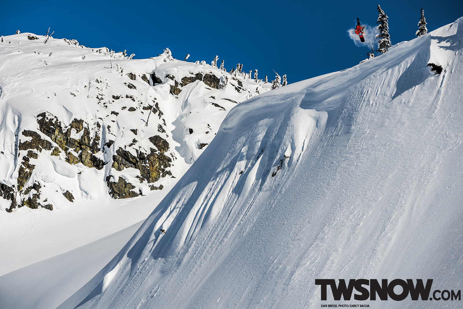 Wallpaper Wednesday Dan Brisse TransWorld SNOWboarding 1600x1067
