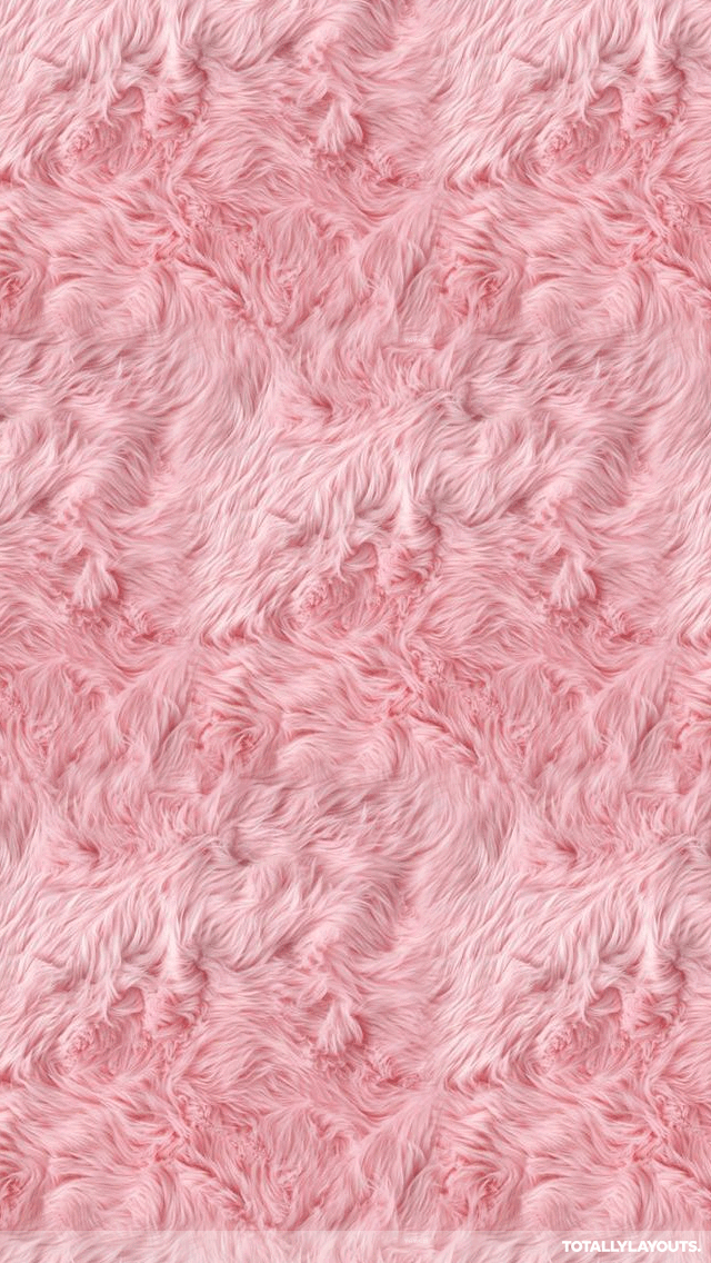 How to install this Pink Fluffy Fur iPhone Wallpaper 640x1136