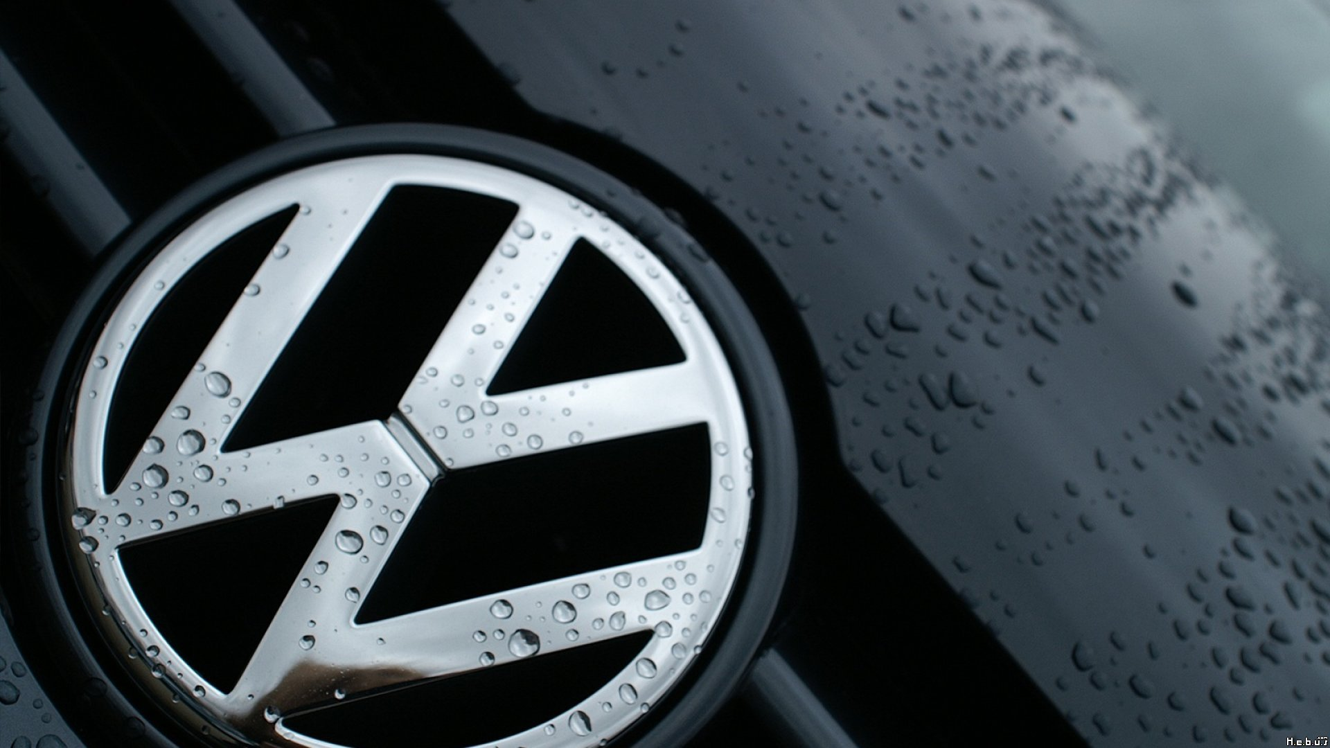 Volkswagen Logo Wallpaper - WallpaperSafari