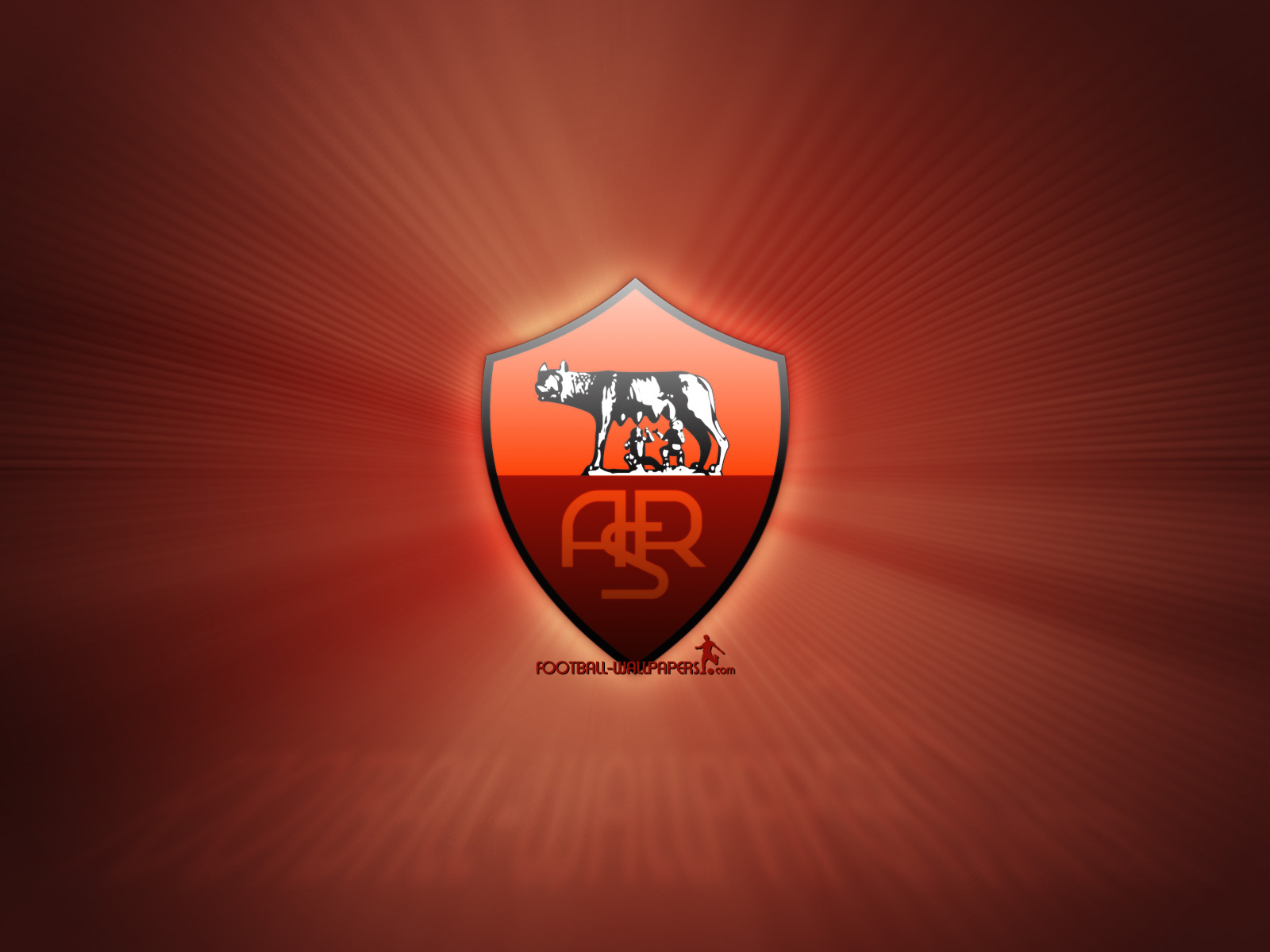 AS Roma Wallpapers Logo Desktop Wallpapers 1600x1200