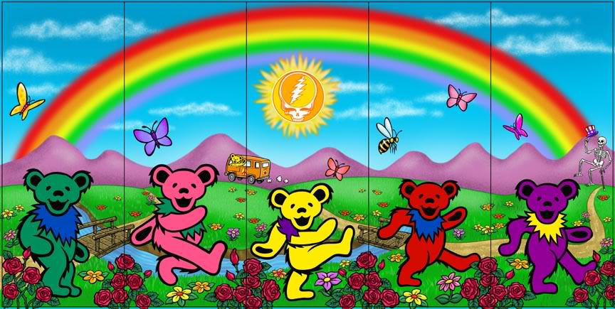 Grateful Dead Bears Graphics Code Grateful Dead Bears Comments 864x435