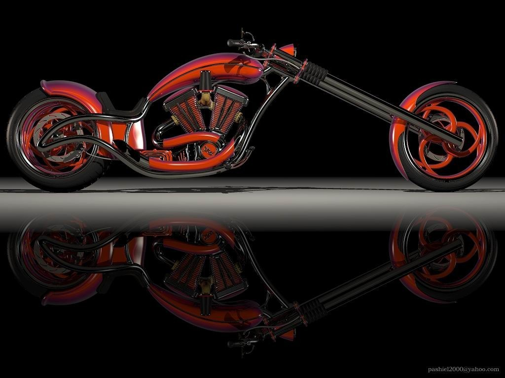 auto stark bikes american chopper bikes wallpapers 1024x768