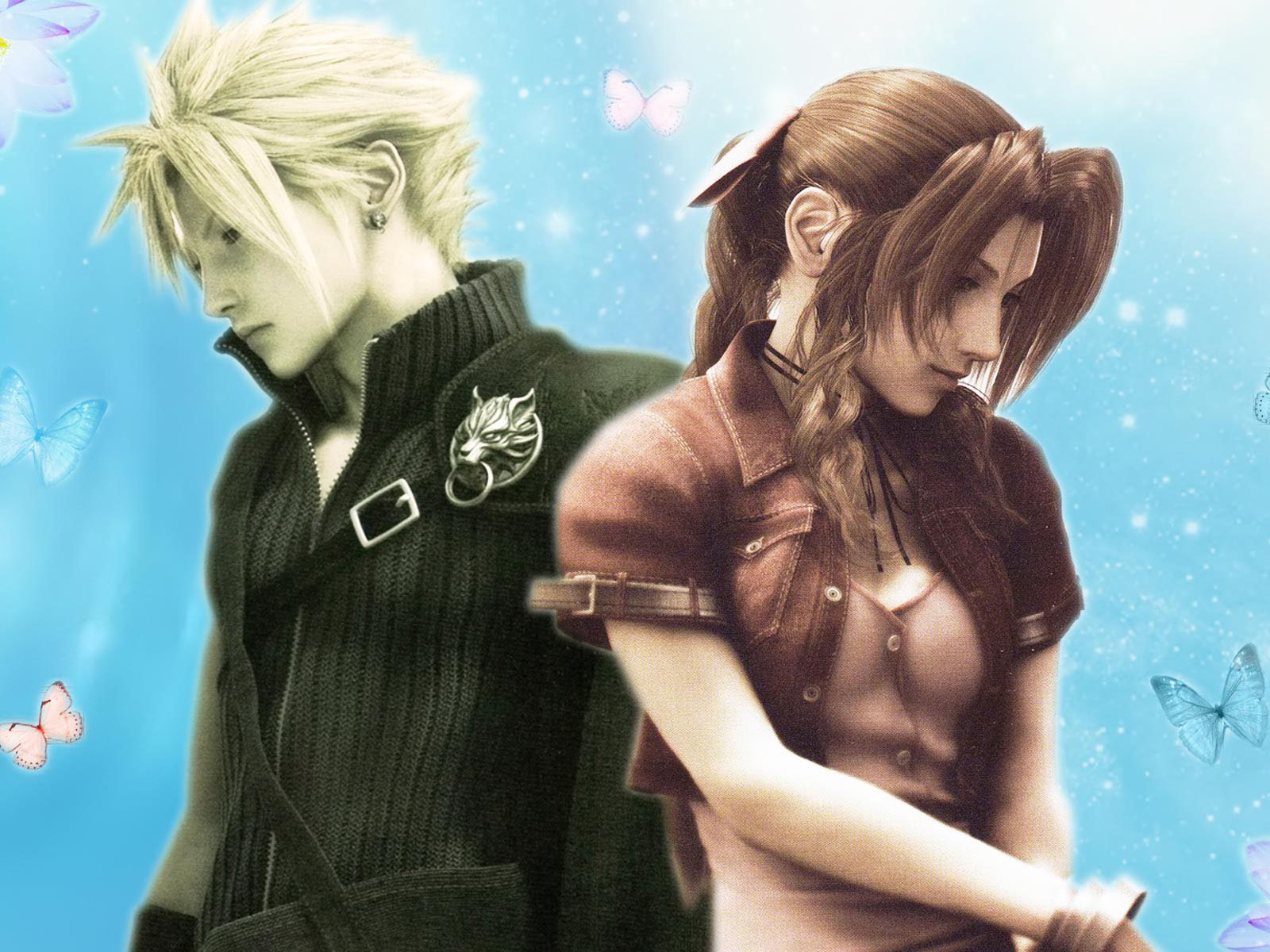 wallpapers Final Fantasy Game Wallpapers 1600x1200