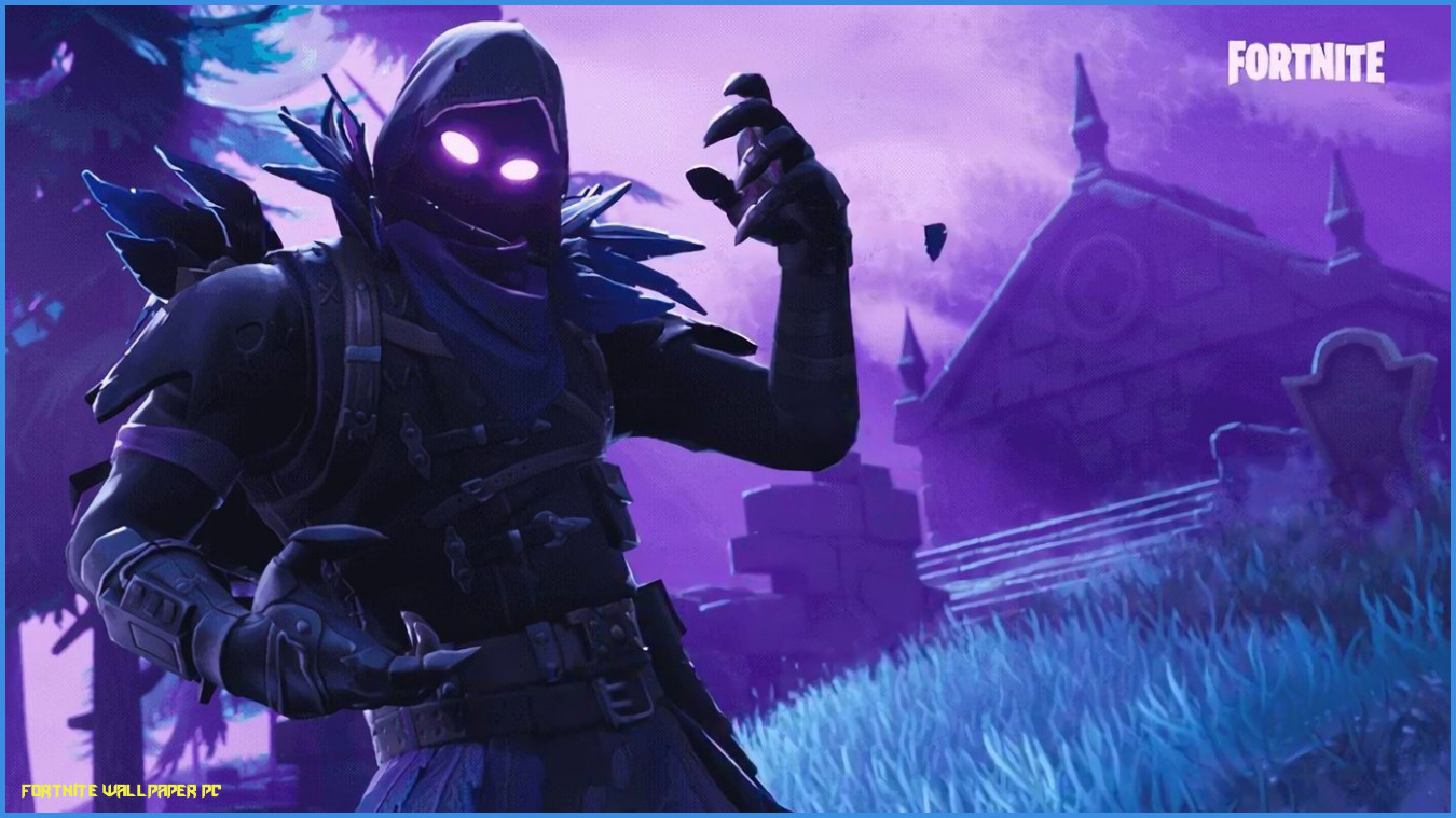 Top 13 Cool Fortnite Wallpapers [hd And 13k] For Pc   Raven 1350x759
