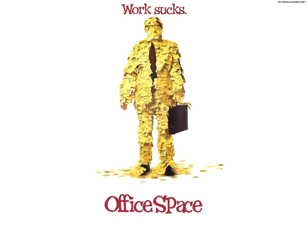 Office Space Computer Wallpapers, Desktop Backgrounds | 1024x768 | ID ...