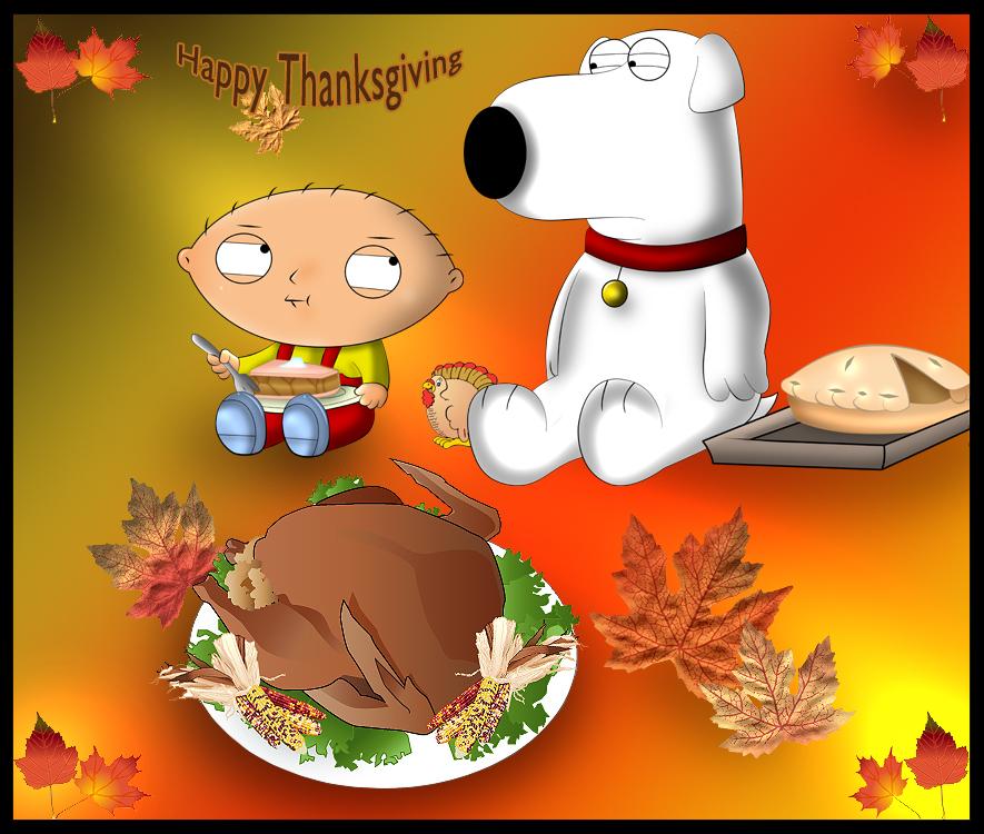 Family Guy Thanksgiving Wallpaper Deviantart more like family guy 885x750