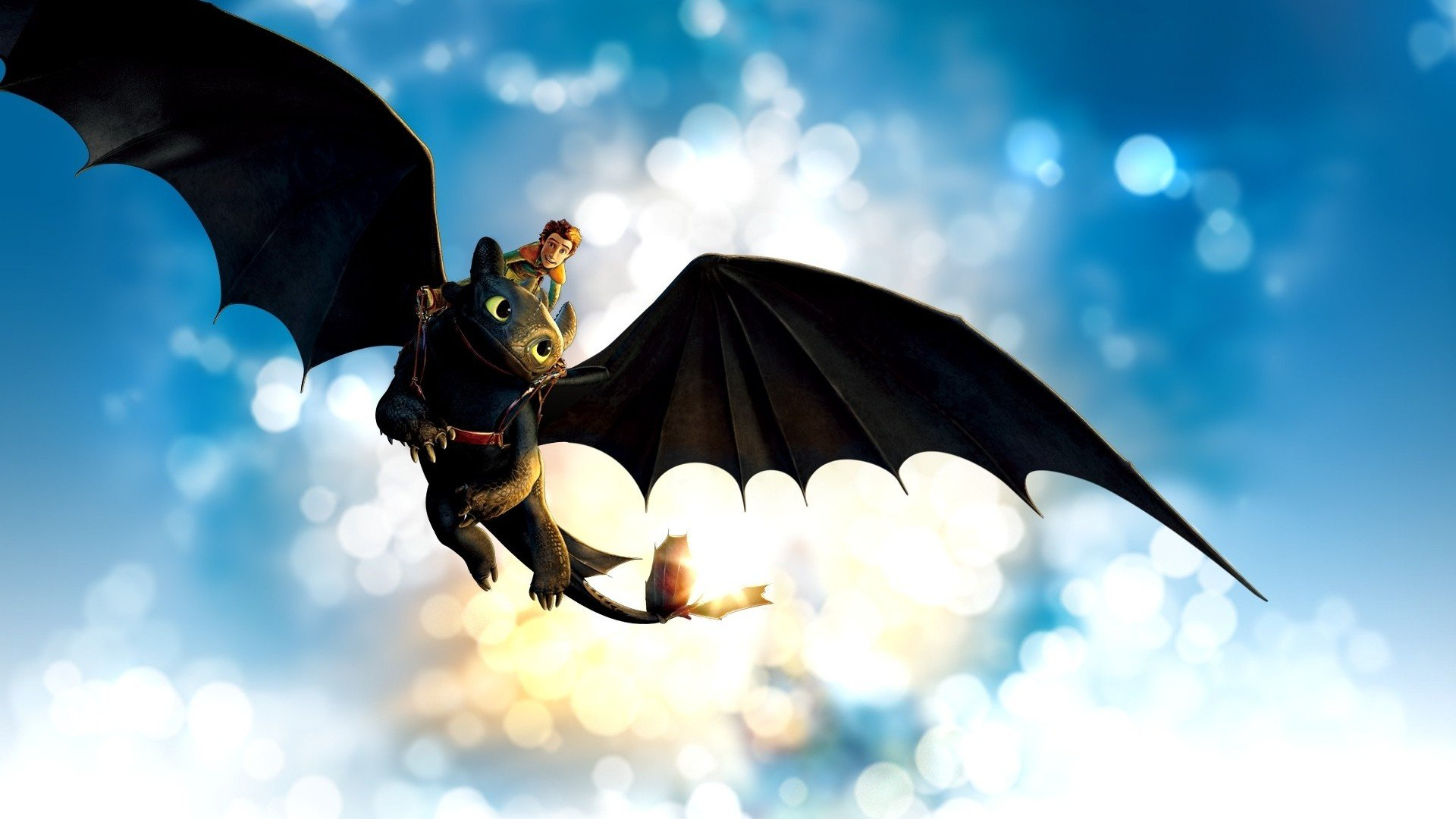 How to Train Your Dragon   Wallpaper High Definition 1920x1080