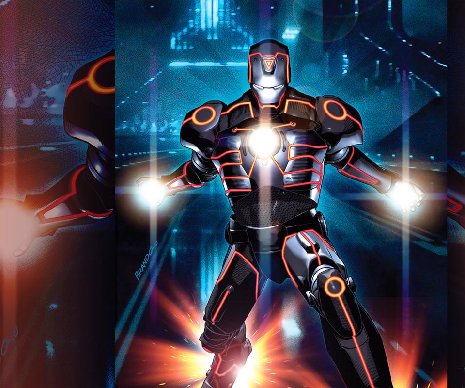 iron man theme android free