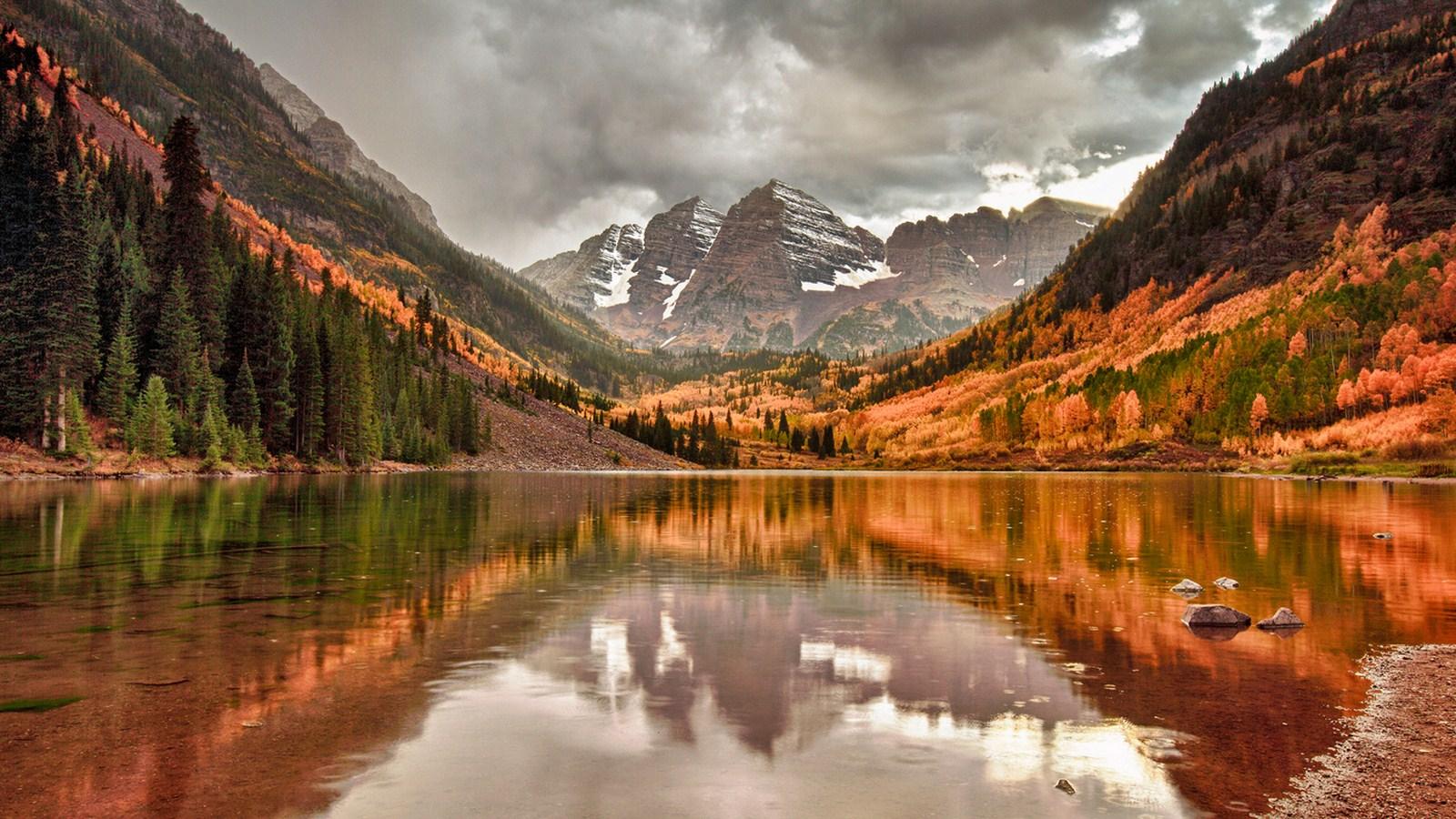 Free Download Download Desktop Wallpaper Autumn Mountain