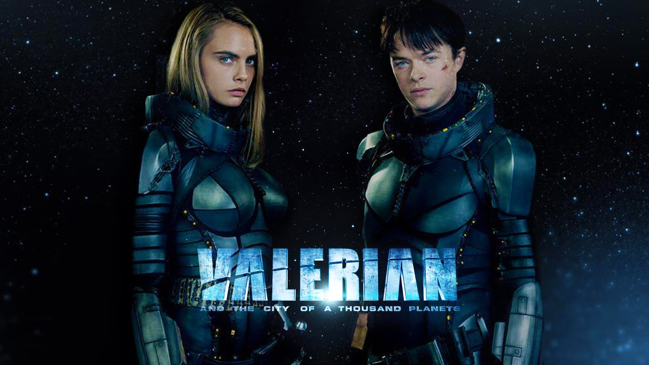 Valerian and the City of a Thousand Planets Wallpaper 3   1280 X 1280x720